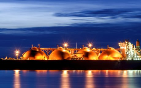 UK LNG terminals filling up fast