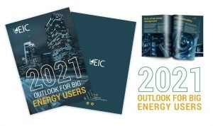 2021 outlook for big energy users